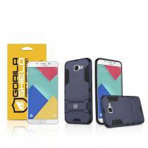 Kit Capa Armor e Pelicula de vidro dupla para Samsung Galaxy A9 - Gorila  Shield - 679431f058