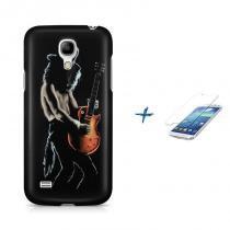 Kit Capa Case TPU Galaxy S4 Mini Slash + Película de Vidro (BD02) - BD Net Imports