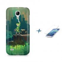 Kit Capa Case TPU Galaxy S4 Mini Zelda + Película de Vidro (BD01) - BD Net Imports