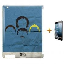 Kit Capa Case TPU iPad 2/3/4 Queen (BD02) - BD Net Imports