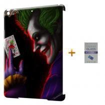 Kit Capa Case TPU iPad Air 2 (iPad 6) Coringa + Película de Vidro (BD01) - BD Net Imports