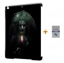 Kit Capa Case TPU iPad Air 2 (iPad 6) Insidious (Sobrenatural) de Vidro + Película (BD01) - BD Net Imports