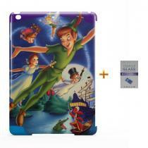 Kit Capa Case TPU iPad Air 2 (iPad 6) Peter Pan + Película de Vidro (BD01) - Skin t18