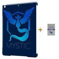 Kit Capa Case TPU iPad Air 2 (iPad 6) Pokemon Mystic Team + Película de Vidro (BD01) - BD Net Imports