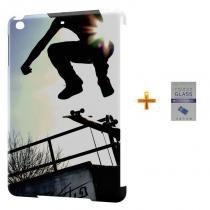 Kit Capa Case TPU iPad Air 2 (iPad 6) Skateboard + Película de Vidro (BD01) - BD Net Imports