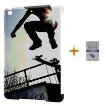 Kit Capa Case TPU iPad Air 2 (iPad 6) Skateboard + Película de Vidro (BD01) - Skin t18
