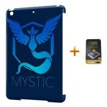 Kit Capa Case TPU iPad Mini 2/3 Pokemon Mystic Team + Película de Vidro (BD01) - BD Net Imports