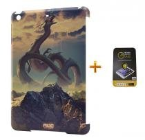 Kit Capa Case TPU iPad Mini 2/3 Shenlong - Dragon Ball + Película de Vidro (BD01) - BD Net Imports