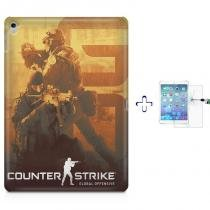 "Kit Capa Case TPU iPad Pro 9,7"" - Counter-Strike: Global Offensive CSGO (BD01) - BD Net Imports"