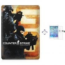 "Kit Capa Case TPU iPad Pro 9,7"" - Counter-Strike: Global Offensive CSGO (BD02) - BD Net Imports"