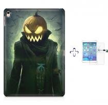 "Kit Capa Case TPU iPad Pro 9,7"" - Halloween + Película de Vidro (BD02) - BD Net Imports"