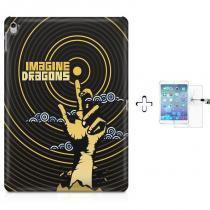 "Kit Capa Case TPU iPad Pro 9,7"" - Imagine Dragons (BD01) - BD Net Imports"