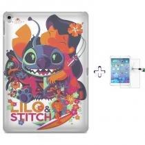 """Kit Capa Case TPU iPad Pro 9,7"""" - Lilo  Stitch (BD01) - BD Net Imports"""