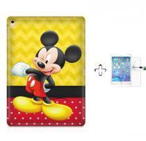 "Kit Capa Case TPU iPad Pro 9,7"" - Mickey + Película de Vidro (BD01) - BD Net Imports"