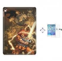 "Kit Capa Case TPU iPad Pro 9,7"" - Thundercats + Película de Vidro (BD01) - BD Net Imports"