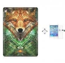 "Kit Capa Case TPU iPad Pro 9,7"" - Wolf + Película de Vidro (BD01) - BD Net Imports"