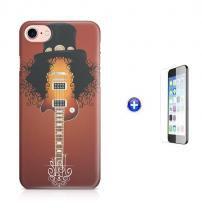 "Kit Capa Case TPU iPhone 7 - 4,7"" Slash + Película de Vidro (BD02) - BD Net Imports"