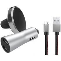 Kit Carregador Veicular para Smartphone Geonav - PLI31