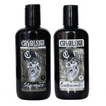 Kit Cavalera Shampoo e Condicionador 200ml - Cavalera