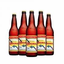 Kit Cerveja Antarctica Original 600ml - 6 unidades -