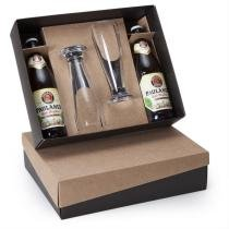 Kit Cervejas Alemã Paulaner 500ml + 2 tulipas 300ml - 151