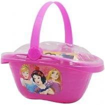 kit Cestinha Pic Nic Disney Princesas - Toyng