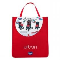 Kit Chicco Color Pack para Carrinho Urban - Red Wave - Chicco