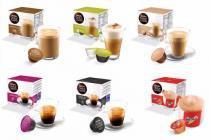 Kit com 06 Caixas Total 96 Cápsulas Nescafé Dolce Gusto SELEÇÃO UM - Nestle