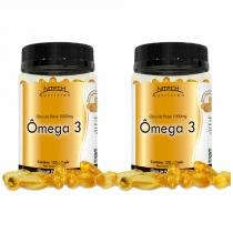 Kit Com 2 Ômega 3 - 120 Softgels - Nitech Nutrition - Nitech Nutrition