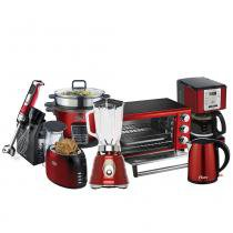Kit Completo Red Kitchen Oster -