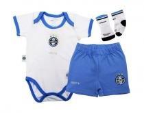 Kit Conjunto Grêmio Body Shorts e Meia Oficial - Revedor ef22d082304e3