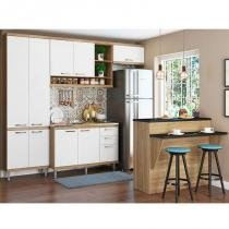 Kit Cozinha 5 Peças 5845 Sicília - Multimóveis -