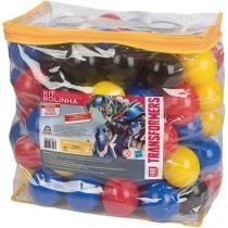 Kit de Bolinhas Transformers - Braskit