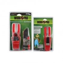 Kit de Ferramenta para Grimpar Chip Sce Sc-Ntk-01 056-5701 (com Alicate + Descascador + Conectores + Suporte) - Chip Sce