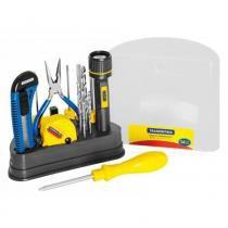 Kit de ferramentas com 14 peças - Tramontina
