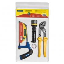Kit de ferramentas com 4 peças - Tramontina