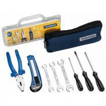 Kit de ferramentas com 9 peças - Tramontina