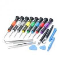 Kit de ferramentas e chaves para abrir e consertar iphones, psp. notebooks, ipad e mais com chaves d - Represent