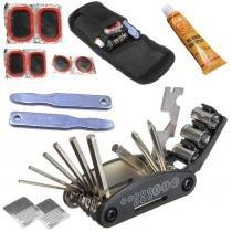 Kit de ferramentas para bicicleta - Ll