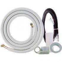 Kit de Instalação para Ar-Condicionado 6 Peças - 24000 a 30000 BTUS- Masterlux