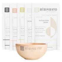 Kit de Máscara Facial Elemento Mineral Purificante - Elemento Mineral