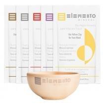 Kit de Máscara Facial Elemento Mineral Revitalizante - Elemento Mineral