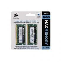 KIT de Memória 16GB DDR3 1600Mhz para Apple Macbook Pro, iMac, Mac Mini - Genérica