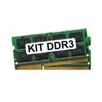 KIT de Memória 16GB DDR3L 1600Mhz para Apple Macbook Pro, iMac, Mac Mini - Genérica