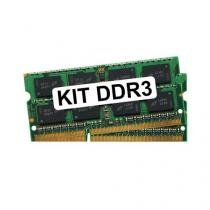 KIT de Memória 8GB DDR3 1333Mhz para Apple Macbook Pro, iMac, Mac Mini - Genérica