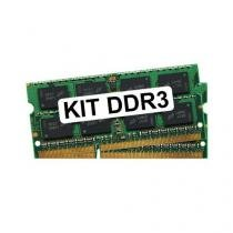 KIT de Memória 8GB DDR3 1600Mhz para Apple Macbook Pro, iMac, Mac Mini - Genérica