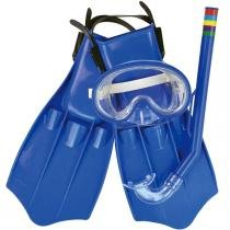 Kit de Mergulho Juvenil Dive-Set Master Beach JL290552N - Master Beach