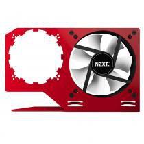 Kit de montagem de Water Cooler para Placa de Vídeo Kraken G10 Vermelho NZXT - Nzxt