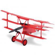 Kit de Montagens - Aviões Clássicos - Fokker Dr.1 - DTC -