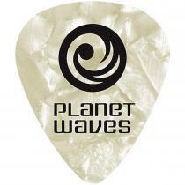 Kit de Palhetas para Guitarra 10 Peças Branco 1CWP2-10 - Planet Waves - Planet Waves